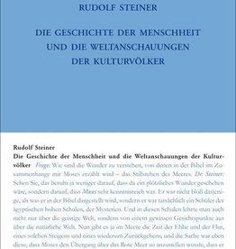 Rudolf Steiner, GA 353 Die Geschichte der Menschheit und die Weltanschauung der Kulturvölker