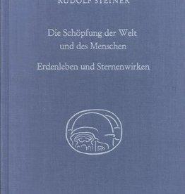 Rudolf Steiner, GA 354 Die Schöpfung der Welt und des Menschen. Erdenleben und Sternenwirken.