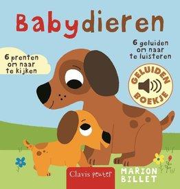 Marion Billet, Babydieren geluidenboekje