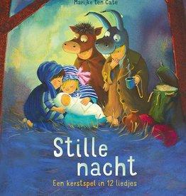 Marijke ten Cate, Stille Nacht.  Een kerstspel in 12 liedjes