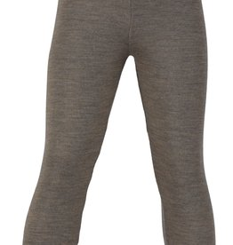 Engel Natur Engel Natur kinder legging Wol/Zijde - Walnoot (75)