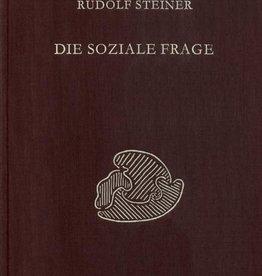 Rudolf Steiner, GA 328 Die soziale Frage