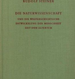 Rudolf Steiner, GA 325 Die Naturwissenschaft und die weltgeschichtliche Entwicklung der Menschheit seit dem Altertum