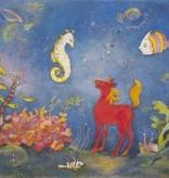 Geertje van der Zijpp, Fluks - In het water dansen GZ 026