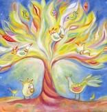 Geertje van der Zijpp, Gele Vogelboom  GZ 057