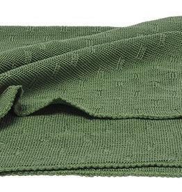 Reiff Reiff Omslagdoek Sissi Wol/zijde 80x90cm Reiff - Groen