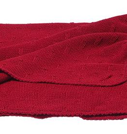 Reiff Reiff Omslagdoek Sissi Wol/zijde 80x90cm Reiff - Rood
