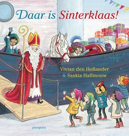 Vivian den Hollander, Daar is Sinterklaas!