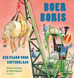 Ted van Lieshout, Boer Boris Een paard voor Sinterklaas