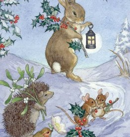 Molly Brett, Christmas animals PCE 199