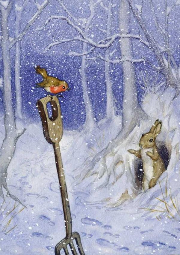 Molly Brett, Robin finds Christmas PCE 184