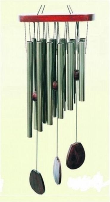 Windgong 12 buizen 70x22 cm