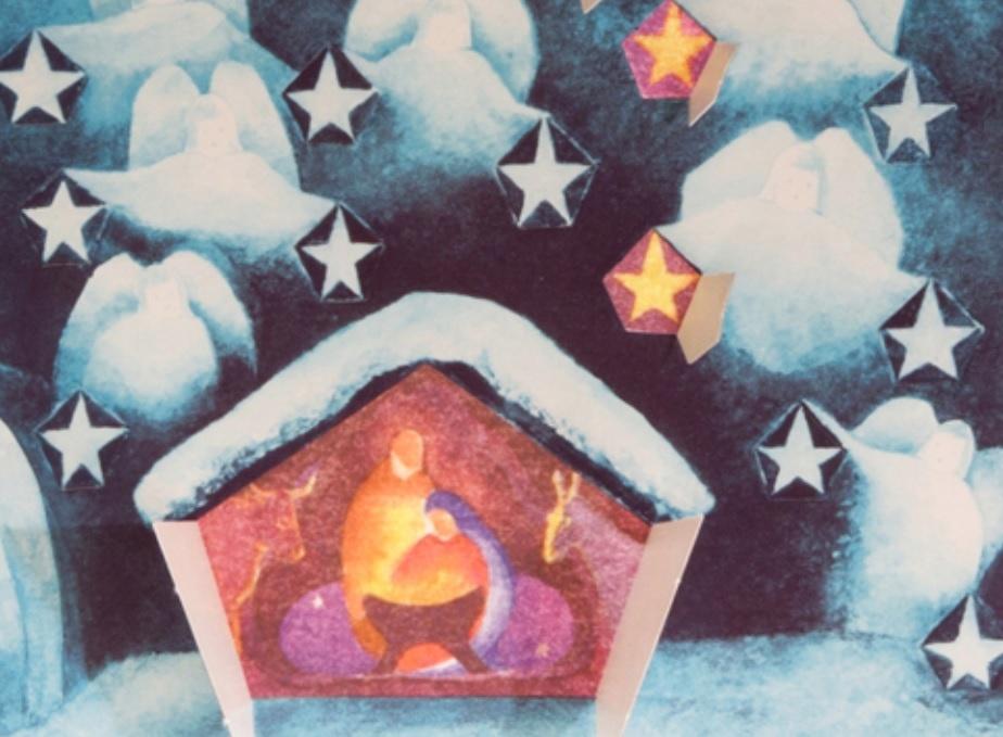 Adventkalender Sterren (Kraul)