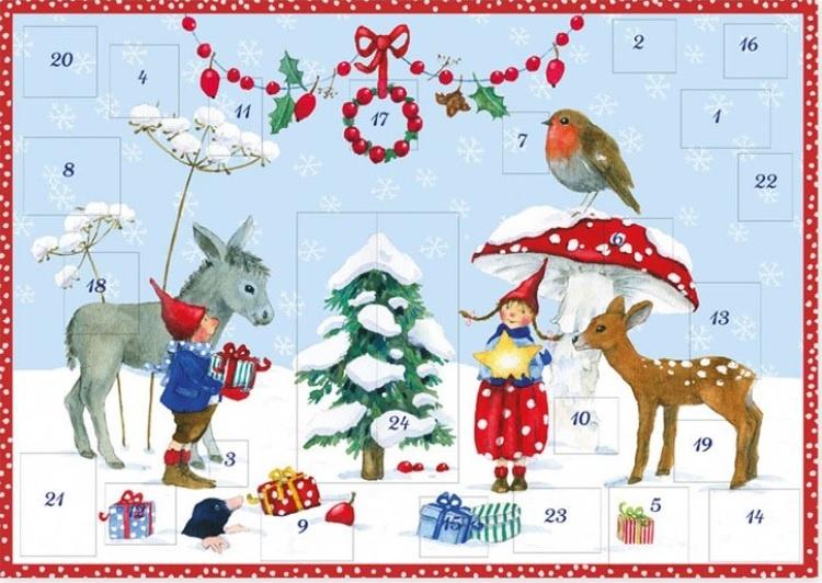 Pippa en Pelle Adventskalender