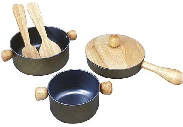 Plan Toys Cooking Utensils Plan Toys 3413