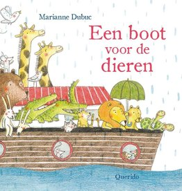 Marianne Dubuc, Een boot voor de dieren