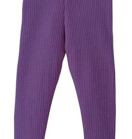 Disana Disana wollen legging - Plum (693)