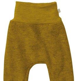 Disana Disana broekje van gekookte wol - Gold (458)