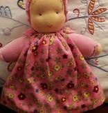 Kleine Knuffel Noortje  (roze)