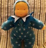 Kleine Knuffel Noortje (blauw)
