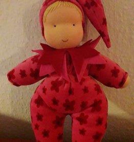 Kleine Knuffel Noortje 2 (roze)