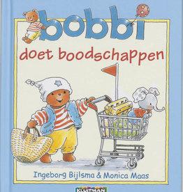 Ingeborg Bijlsma en Monica Maas, Bobbi doet boodschappen