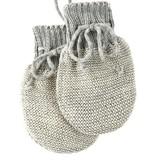Disana Disana baby wantjes - Natural/Grey (911)