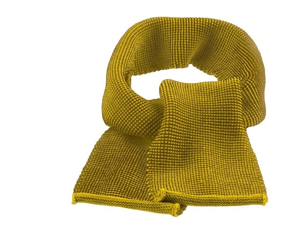 Disana Disana sjaal - Curry/Gold (978)