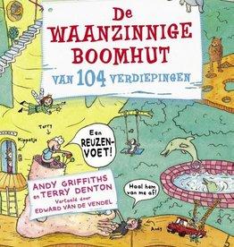 Andy Griffiths, De waanzinnige boomhut van 104 verdiepingen (deel 8)