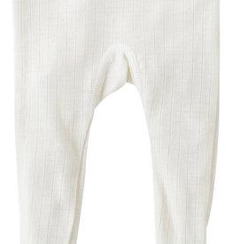 JOHA Joha baby Legging Wol met voeten - Ecru (50)