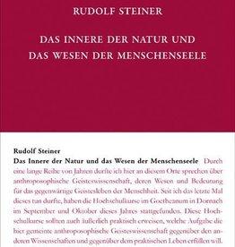 Rudolf Steiner, GA 80-B, Das Innere der Natur und das Wesen der Menschenseele