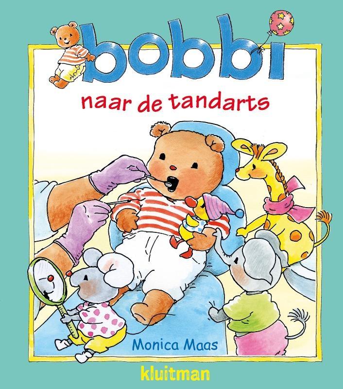 Ingeborg Bijlsma en Monica Maas, Bobbi naar de tandarts