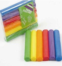 Weible Kneedwas Rol kleuren 150 gram W08105