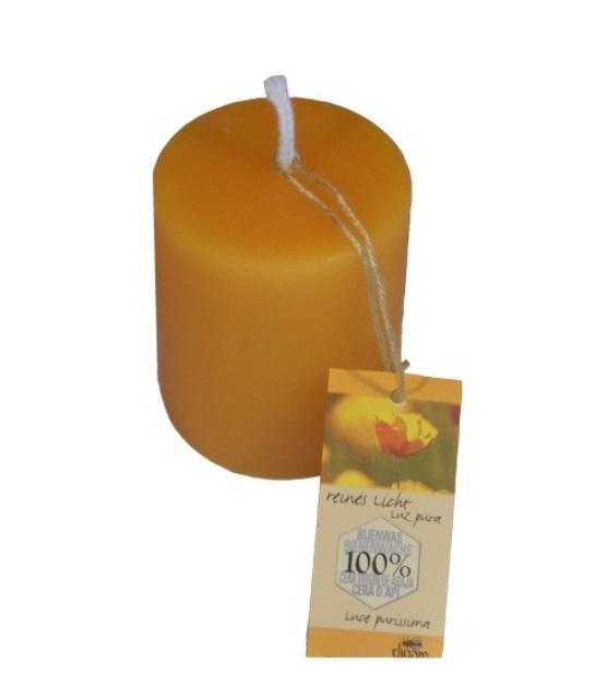 Dipam Stompkaars ST1 (100% bijenwas)