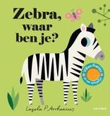 Ingela Arrhenius, Zebra, waar ben je?