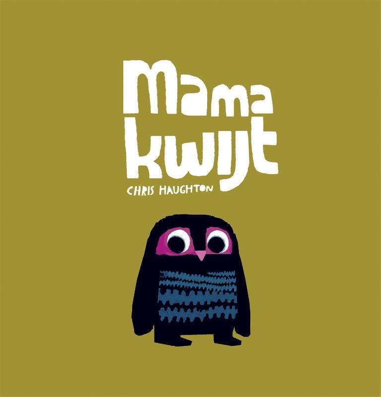 Chris Haughton, Mama kwijt (kartonboekje)
