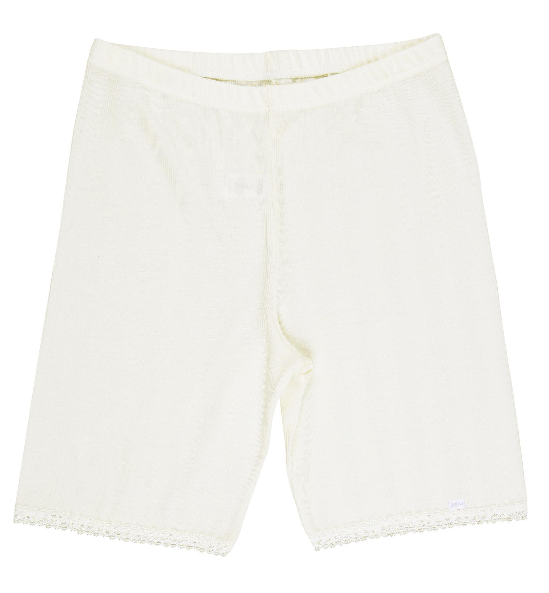 Joha Joha Damesslip Shorts Wol/Zijde - Ecru (50) Collectie Filippa