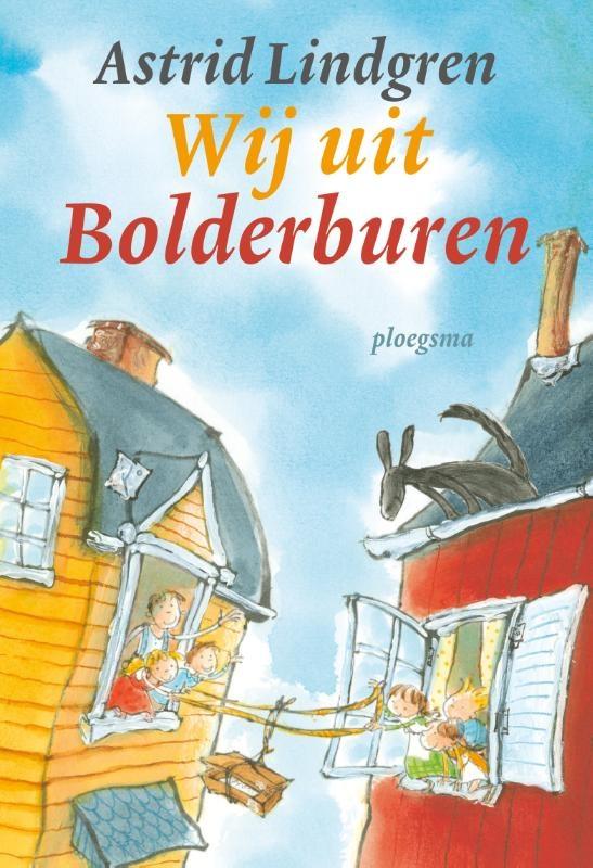 Astrid Lindgren, Wij uit Bolderburen