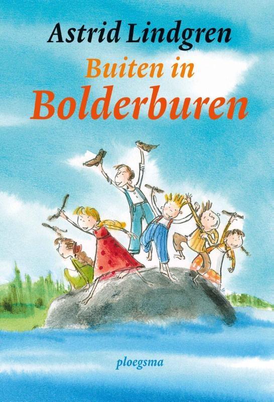 Astrid Lindgren, Buiten in Bolderburen