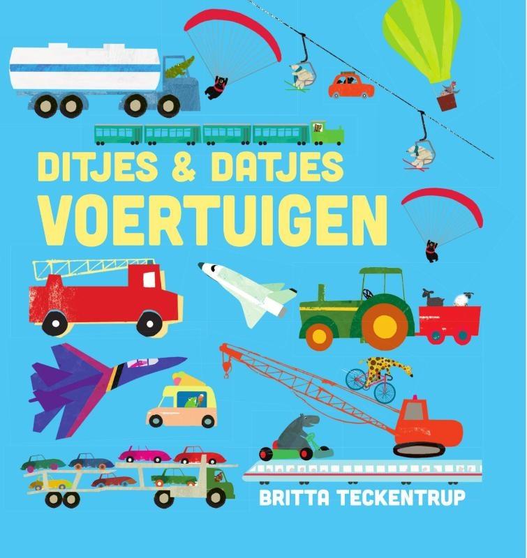 Britta Teckentrup, Voertuigen