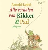 Arnold Lobel, Alle verhalen van Kikker en Pad
