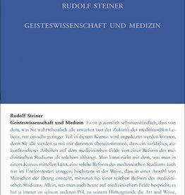 Rudolf Steiner, GA 312 Geisteswissenschaft und Medizin