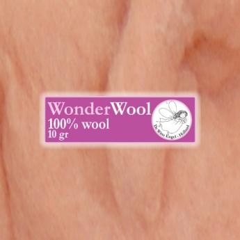 De witte engel De Witte Engel Wonderwol - 10 gram - Nude/Huidskleur 2700