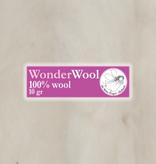 De witte engel De Witte Engel Wonderwol - 10 gram - Wit 1100