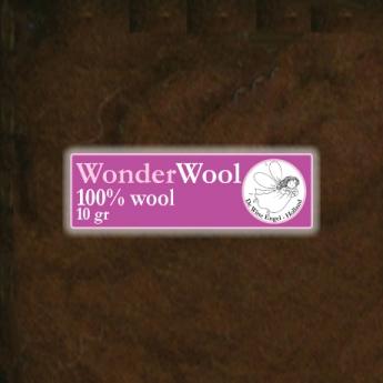 De witte engel De Witte Engel Wonderwol - 10 gram - Bruin 2300