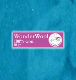 De witte engel De Witte Engel Wonderwol - 10 gram - Turquoise 2500