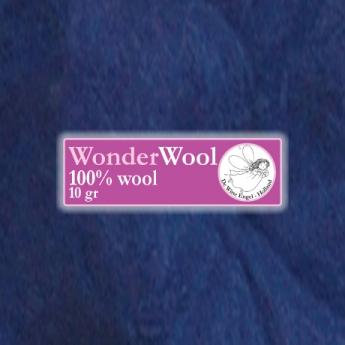 De witte engel De Witte Engel Wonderwol - 10 gram - Donkerblauw 1400