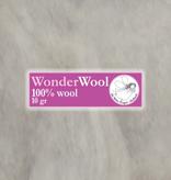 De witte engel De Witte Engel Wonderwol - 10 gram - Lichtgrijs 4100