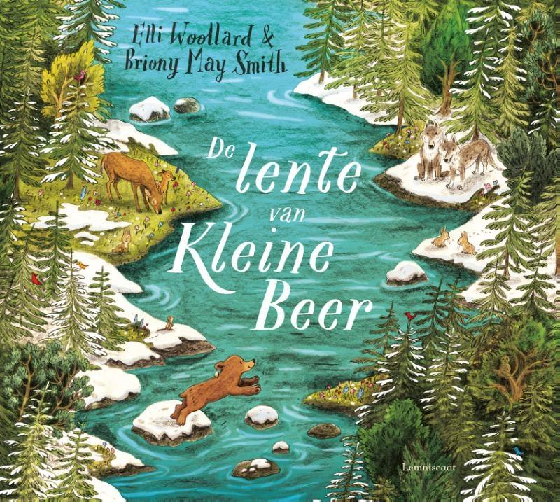 Elli Woollard, de lente van Kleine Beer
