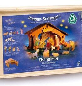 Ostheimer Kerstset van Ostheimer I - 13-delig